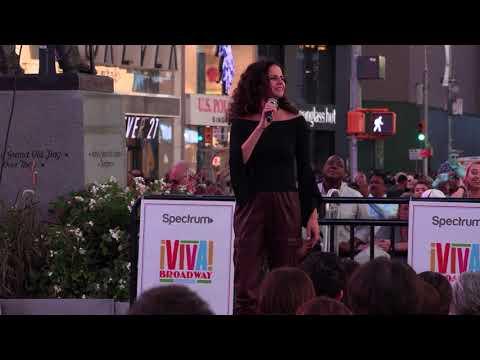 Mandy Gonzalez - Fearless (written by Lin-Manuel Miranda)