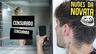 Video TIRAMOS UM NUDE DA NOVATA!? - TROLLANDO A NOVATA [ REZENDE EVIL ] download MP3, 3GP, MP4, WEBM, AVI, FLV Mei 2018