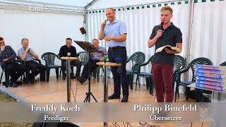 FECG Lahr - F. Koch - Bibelfestival 2018