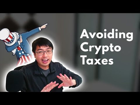 How To Avoid Crypto Taxes: Cashing Out