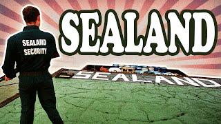 The Tiny Nation of Sealand