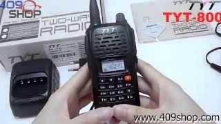 TYT TYT-800 UHF 400-470Mhz Two-way radio
