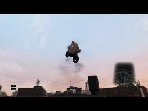 WATCHDOGS For Lease Building Bike Jump