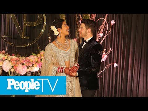 See Priyanka Chopra & Nick Jonas 7-Tier Wedding Cake Inspired By Palace Where They Wed | PeopleTV