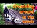 PART 1 - Crumble goes Campshire - Dead cow fetish -  A tw@t of motorcyclists and a spicy glory hole