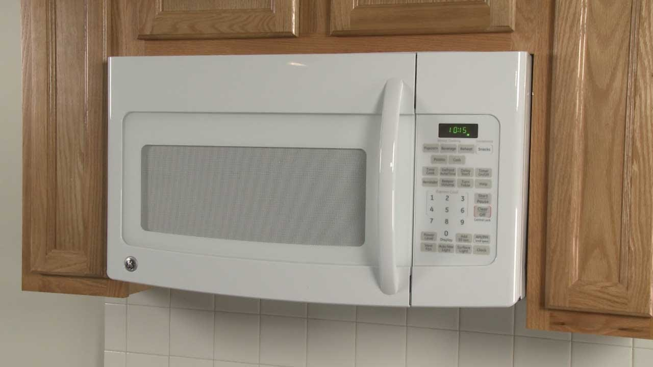 Microwave Disembly – Microwave Repair Help on