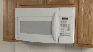 Microwave Disassembly – Microwave Repair Help