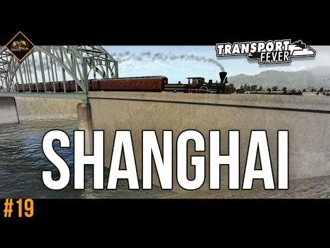 Developing Shanghai | Transport Fever Metropolis #19