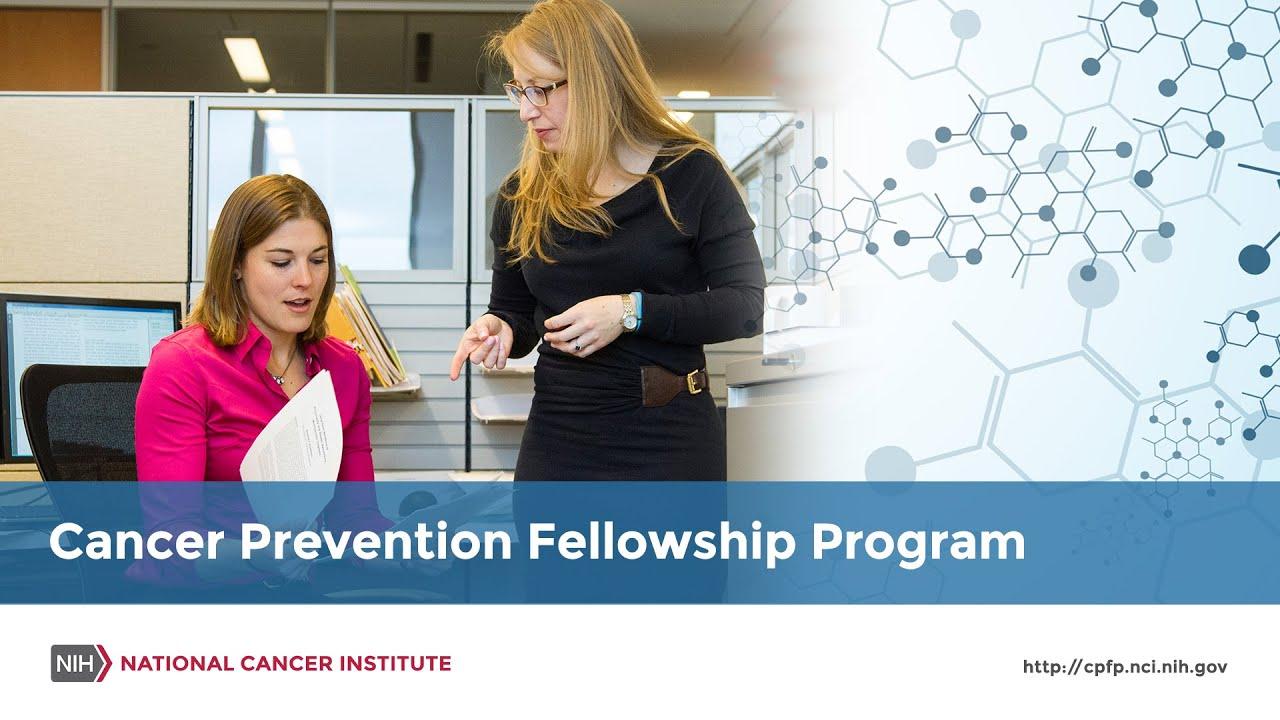 Home | Cancer Prevention Fellowship Program