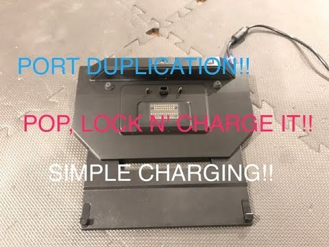 Dell Rugged Desk Dock Unboxing And Overview