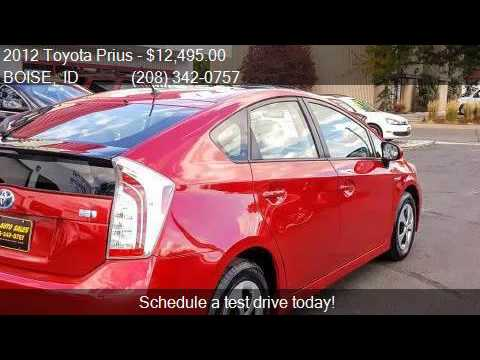2017 Toyota Prius For In Boise Id 83704 At Tt Auto Sa