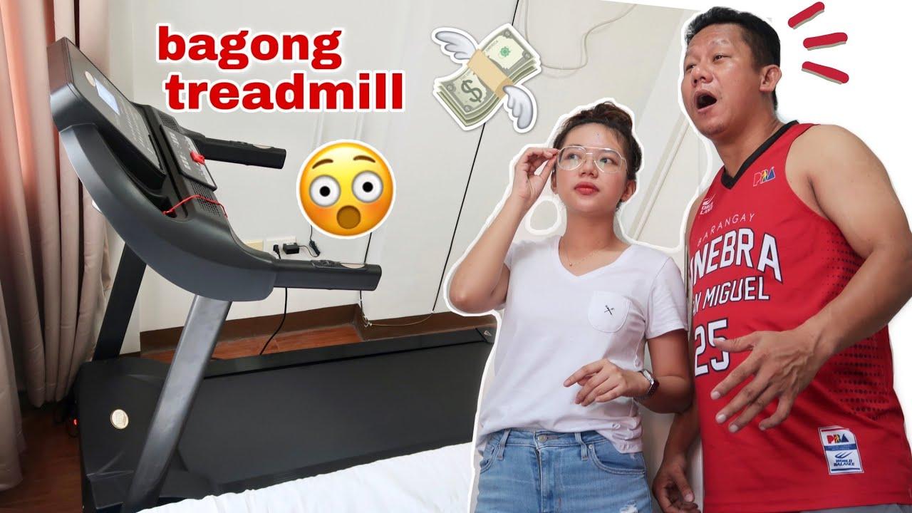 BUMILI NG BAGONG TREADMILL (SA WAKAS) | Philippines