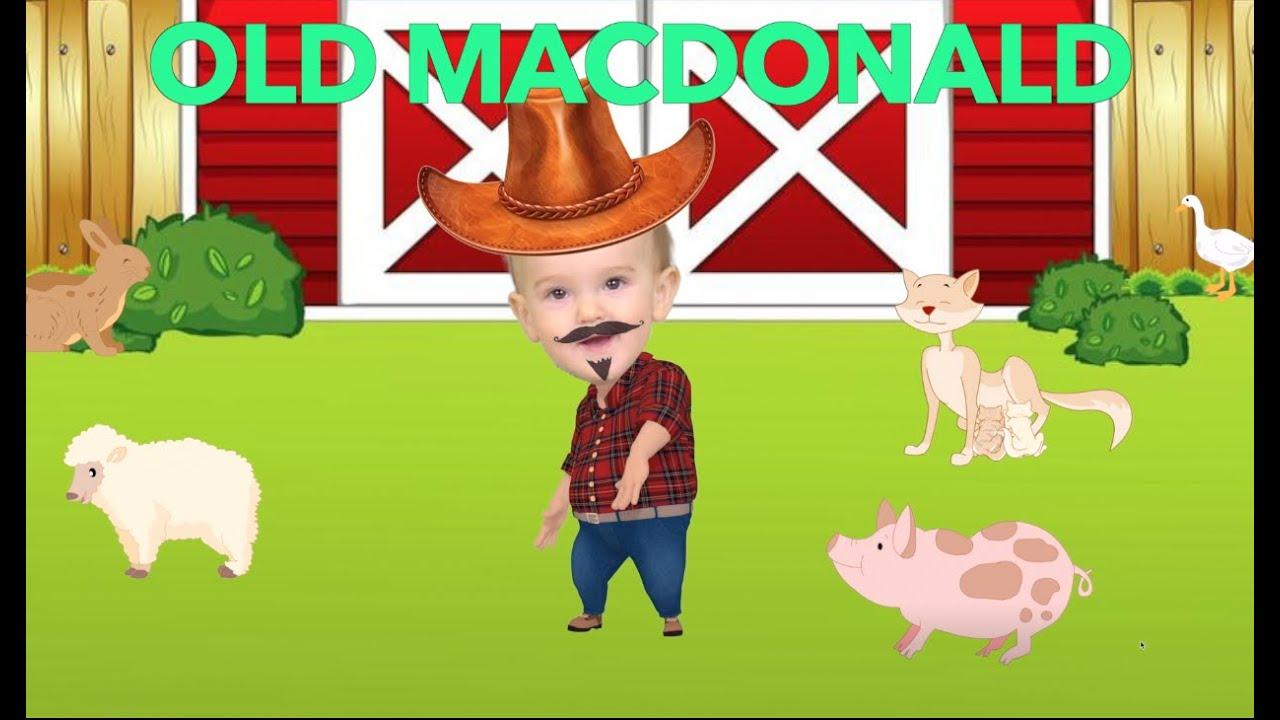 Download Children Music - Old MacDonald Had a Farm  (Latin Vesion)