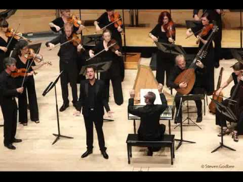 Philippe Jaroussky & Australian Brandenburg Orchestra - Händel, Vivaldi, Torelli