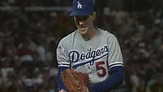 1988 WS Gm5: Hershiser goes the distance in clincher