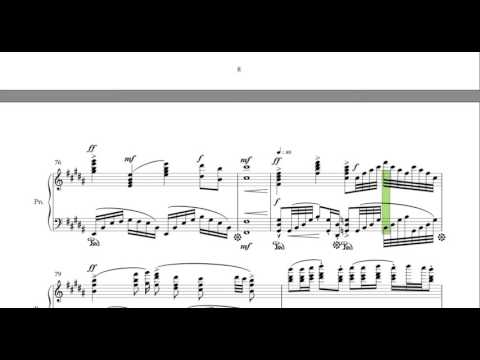 Hopes and Dreams + Save the World Piano Solo Suite Arrangement