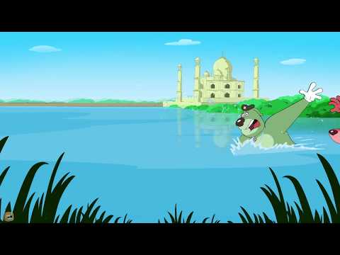 Rat-A-Tat|'Giant Baby Bottle Amazon Net Fishing Singers'|Chotoonz Kids Funny Cartoon Videos