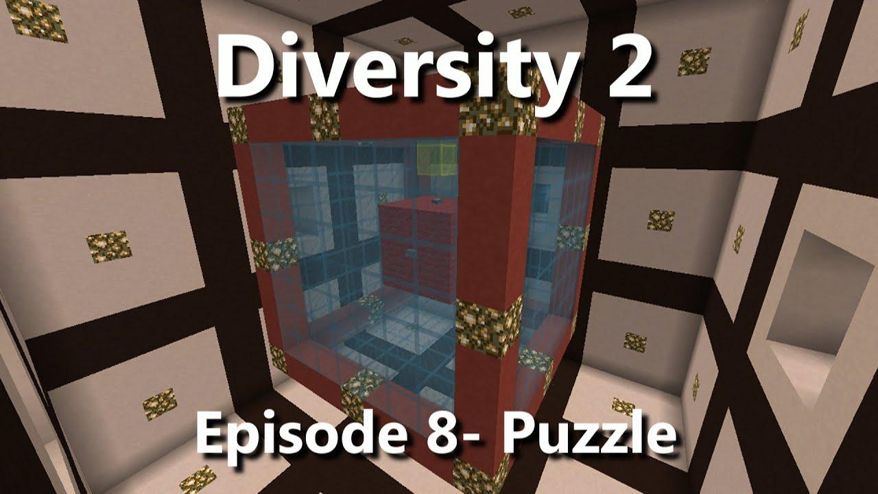 карта на майнкрафт 1.8 diversity 2 #7