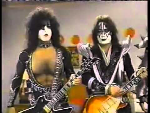 Kiss Halloween MAD TV 1998 Part 2