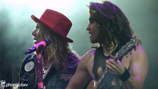 Steel Panther - Girl From Oklahoma (Acoustic) (Live At Download Festival 2014) 15/6/14