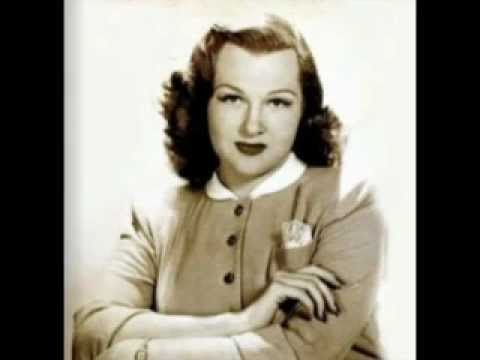 Jo Stafford Stafford Sisters 1937 Sons Amp Daughters Of