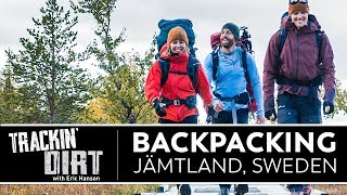 Hiking Spectacular Mountains & Backcountry Trails In Jämtland, Sweden