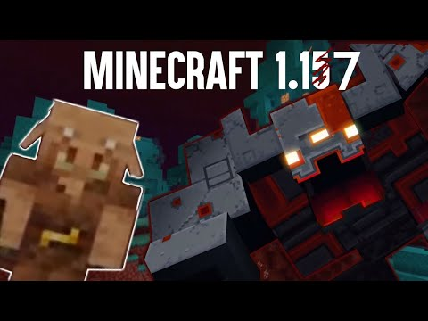 New Minecraft 1.15 Nether Update Trailer + Minecraft Dungeons | Reactions and In Depth  Look