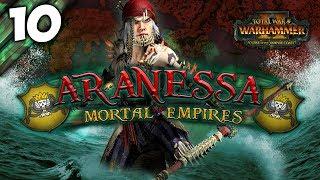 ISLAND BOUNTY! Total War: Warhammer 2 - Mortal Empires Campaign - Aranessa Saltspite #10