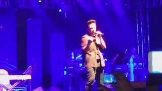 Adnan sami shared about losing weight   got emotional on Indian Citizenship in 8Th Mile RVCE Concert