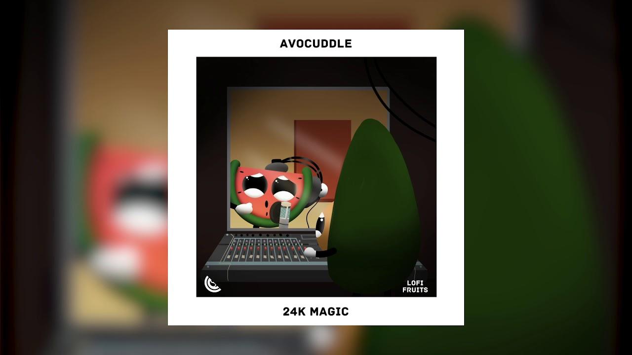 Avocuddle - 24K Magic