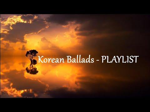 Korean Ballads - PLAYLIST 2019