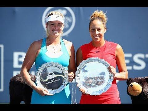 2017 Bank of the West Classic Final | Madison Keys vs CoCo Vandeweghe | WTA Highlights