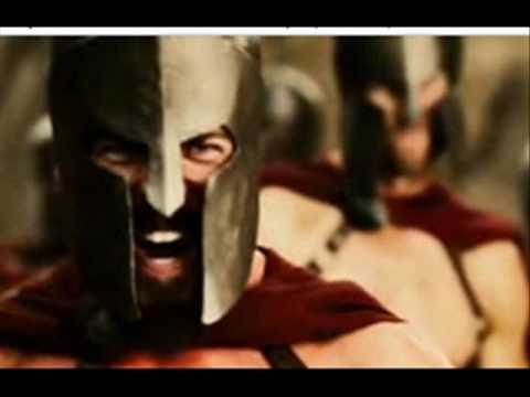 meet the spartans breakdance song