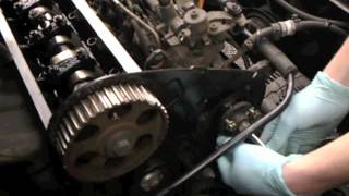 Hoe om te veranderen koppakking op VW 1.9 d motoren