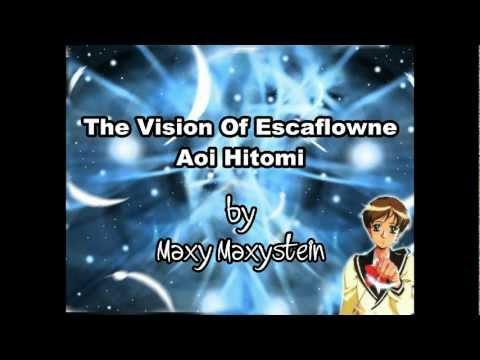 The Vision Of Escaflowne - Aoi Hitomi (cover)