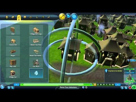 Spore: Galactic Adventures - Creating an Adventure w/ Ardy - Part 1
