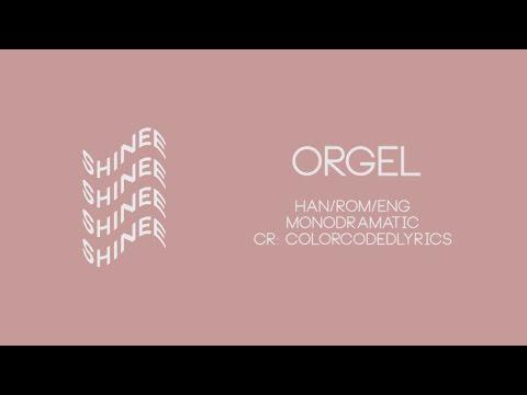 SHINee (샤이니) - Orgel (오르골) (Han|Rom|Eng)