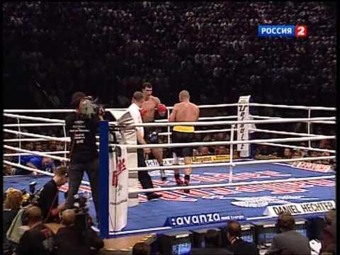 Владимир Кличко - Аксель Шульц /  Vladimir Klitschko vs Axel Schulz (Часть 1)
