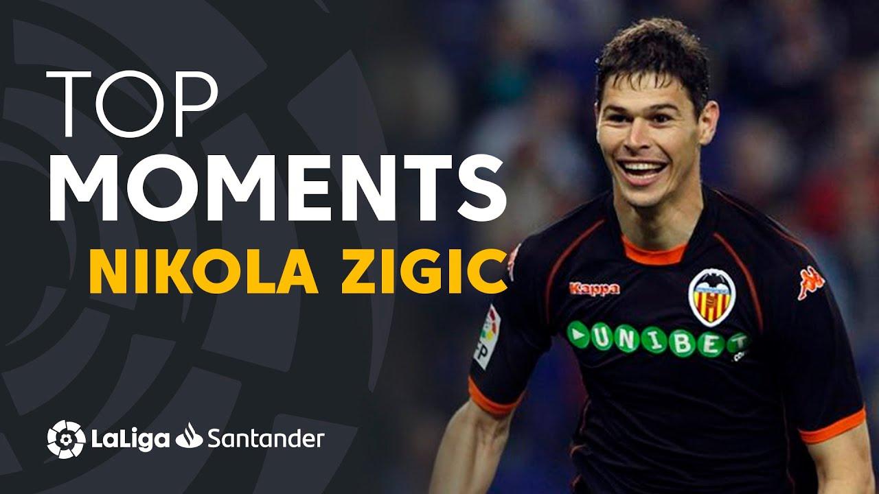 LaLiga Memory: Nikola Zigic