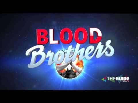 Come backstage at Blood Brothers