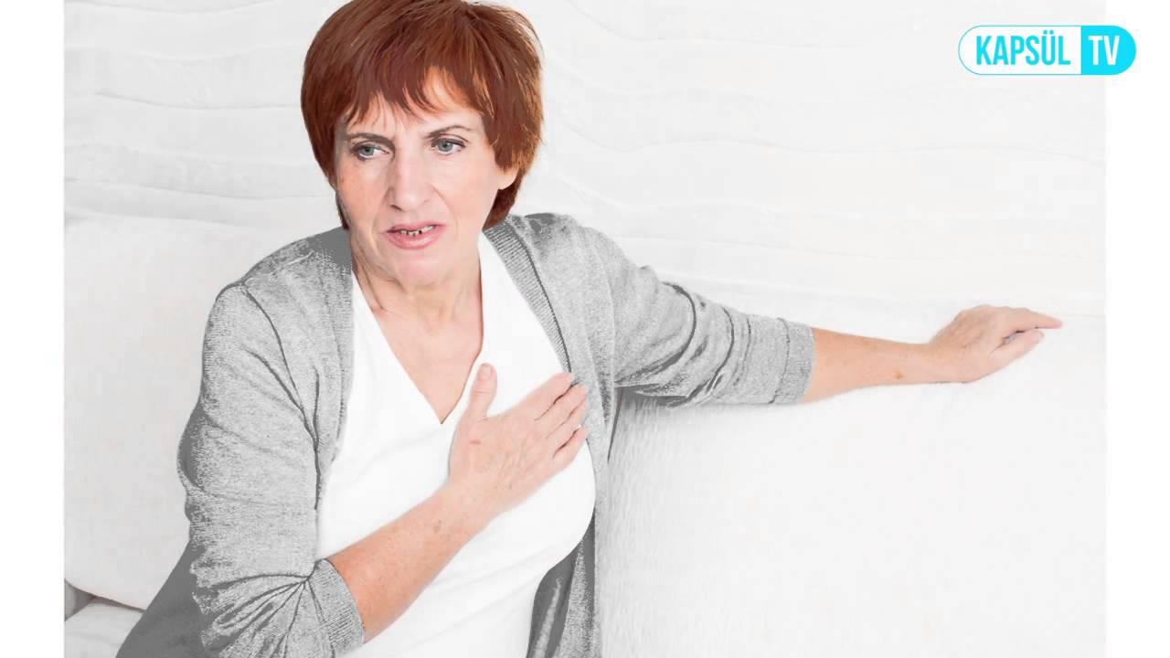 Göğüs ağrısı: nedenleri