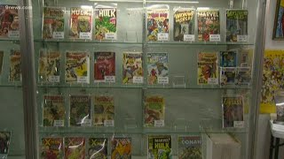 $42,000 in comic books stolen from Denver store
