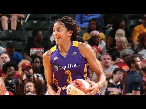 Candace Parker WNBA All-Star 2017 Season Highlights