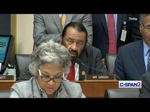 Chris Baker - Al Green Is Another Race Baiting Jackass In Congress. A Fool's Fool