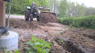 TTE Eco plus: hafverharding, lastverdeling en drainage