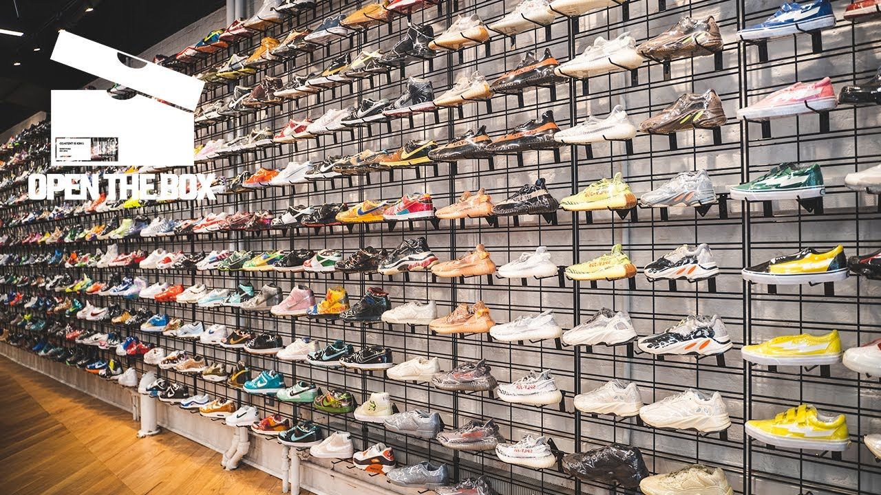 be067e1619d Go Inside Sole Stage NYC, the Newest Hotspot for Sneaker Heat in New York |  Open the Box