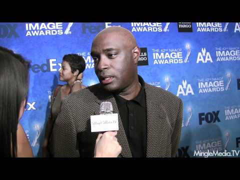 Antwone Fisher At 42nd NAACP IMAGE AWARDS NOMINEES' LUNCHEON