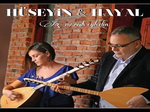 Hüseyin & Hayal - Çektiğim Cevr - U Cefalar [© ARDA Müzik] 2016