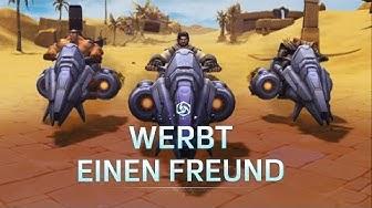 Heroes of the Storm: Werbt einen Freund! (DE)