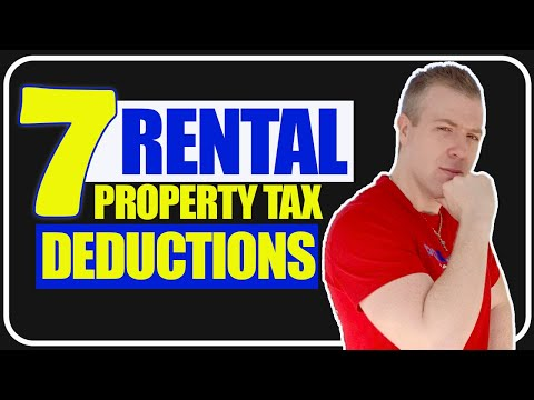 7 Rental Property Tax Deductions You Need
